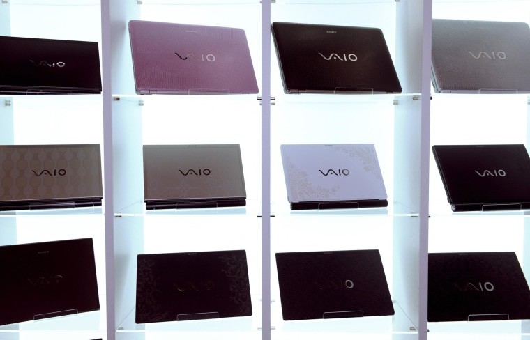 Image: Sony Vaio