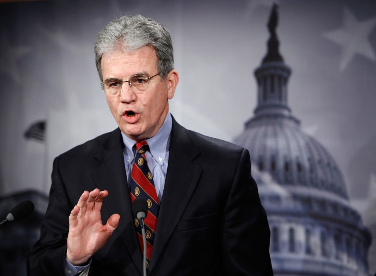 Image: Sen. Coburn Discusses His Opposition To Unemployment Benefits Extension