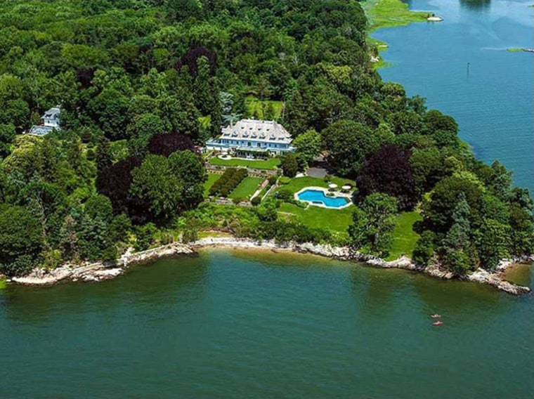 The Copper Beech Farm in Greenwich, Conn., has been sold for a record $120 million, the biggest single-family home sale in the U.S.