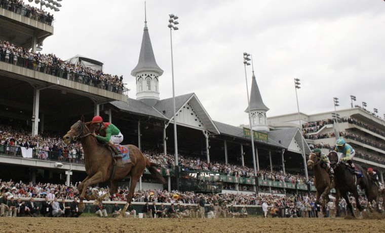 If you wanted to buy 125 mint juleps at Churchill Downs during the Kentucky Derby on May 3, it would run you $1,000. Or you could spend that for just one.