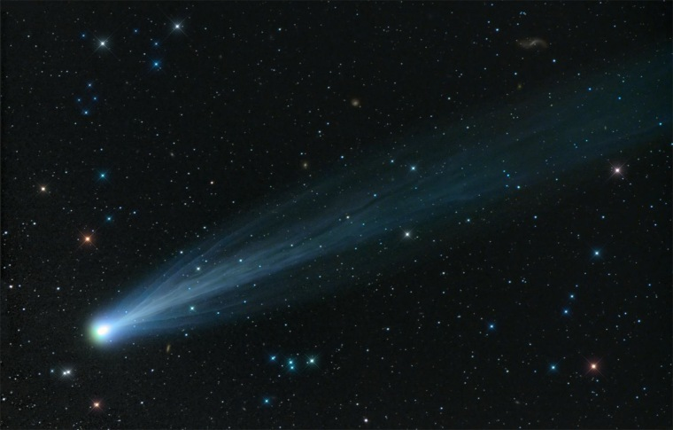Image: Comet ISON