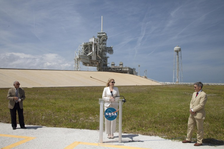 Image: SpaceX at Launch Pad 39A