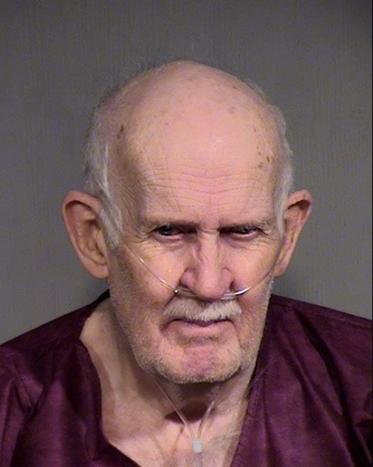 Howard Rudolph, who is accused of murdering his wife, fled home monitoring in Arizona