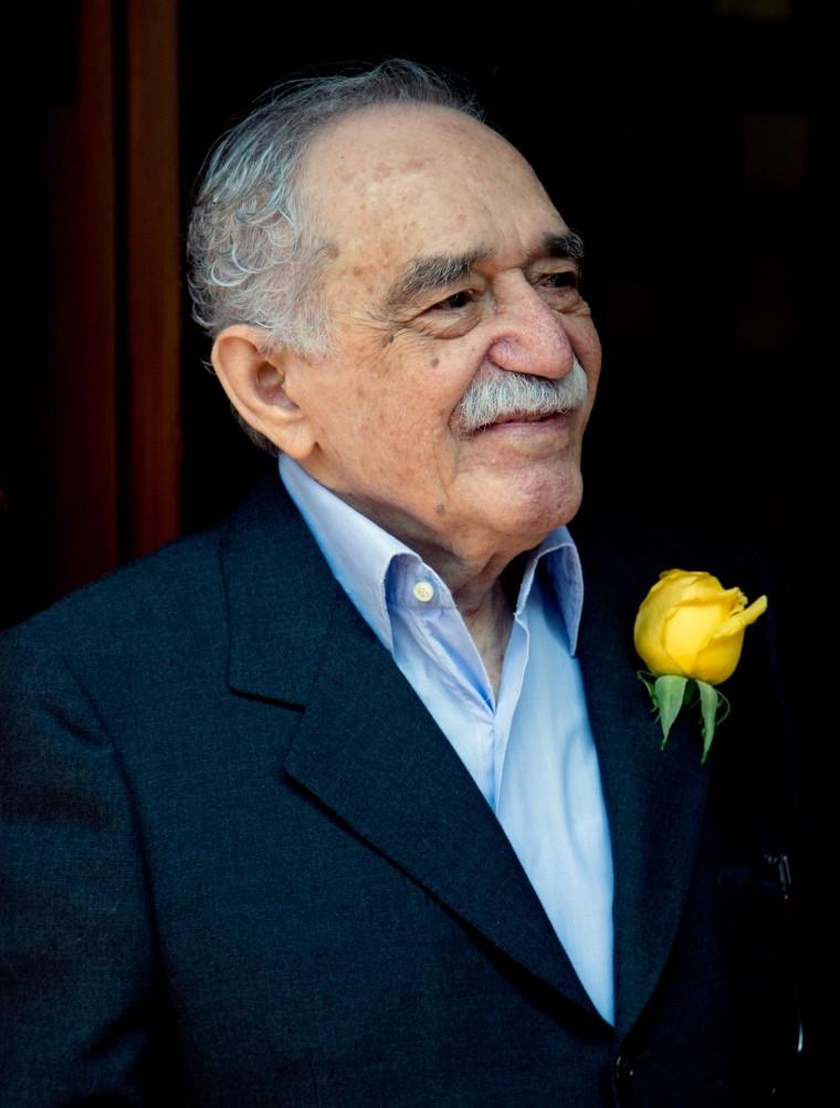 Image: Gabriel Garcia Marquez
