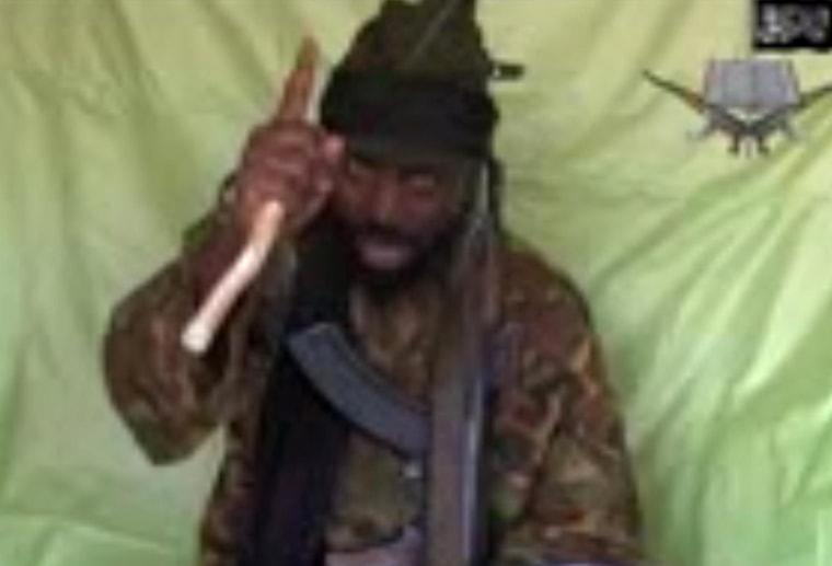 Image: NIGERIA-UNREST-ATTACK