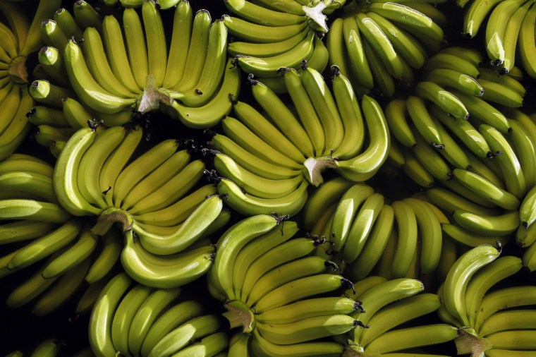 Image: Bananas are threatened by a deadly fungus