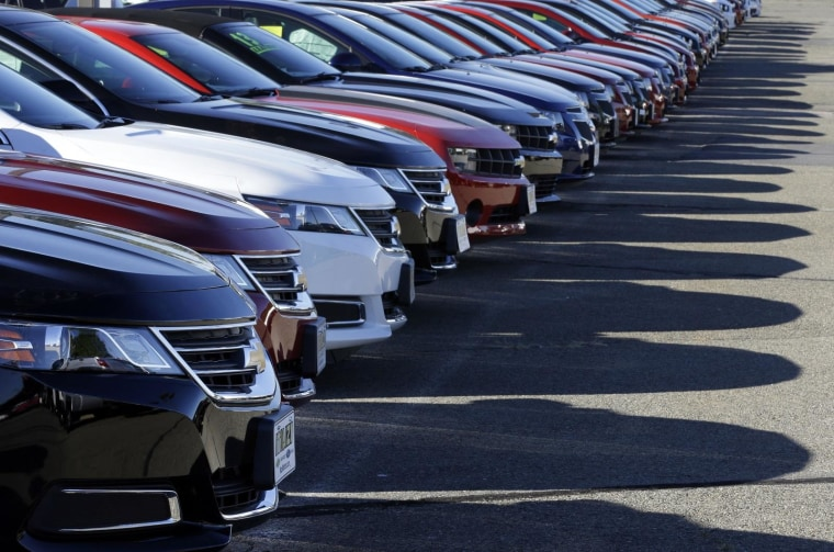 Image: Image: Industry analysts question whether 2014 will continue to see the sort of recovery forecast for the American car market this year, as non-prime lending growth has slowed.