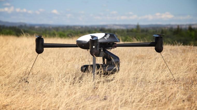 Image: Draganflyer X4-ES drone