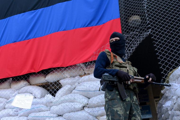 Image: TOPSHOTS-UKRAINE-RUSSIA-CRISIS-POLITICS