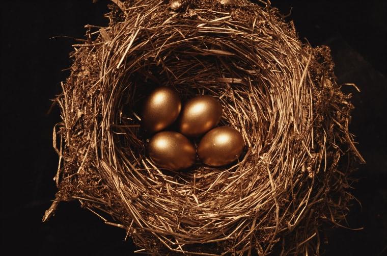 Image: Nest egg