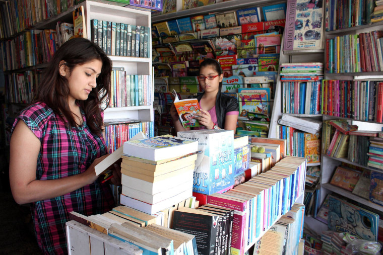 Image: World Book and Copyright Day in Bhopal