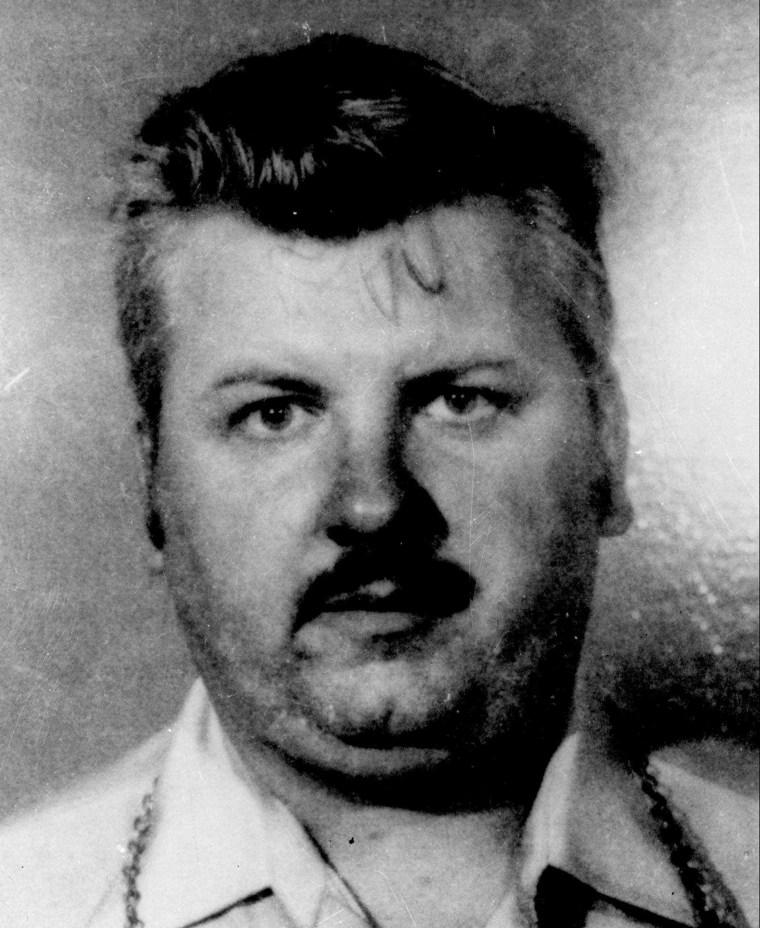 Image: Serial killer John Wayne Gacy