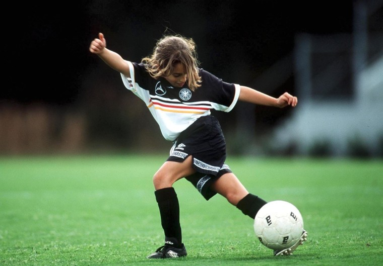 Image: Girls are at special risk of ACL injuries, the American Academy of Pediatrics says.