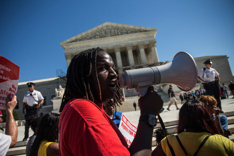 U.S. Supreme Court Hears Arguments Over Michigan Affirmative Action Ban