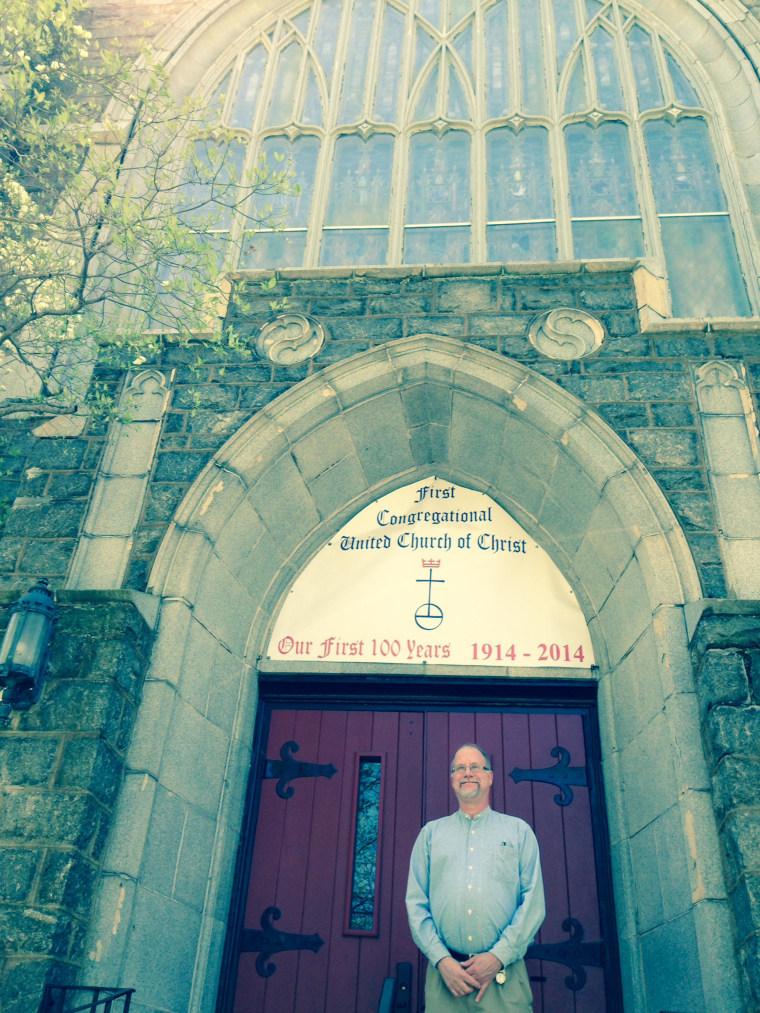 Reverend Joe Hoffman.