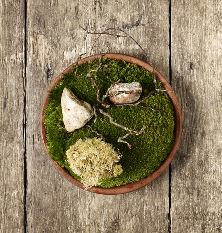 A dish served at Noma in Copenhagen, ranked number one on a list of the world's 50 best restaurants.