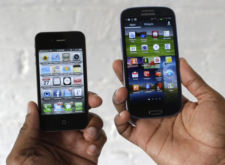 Apple v Samsung: their patent infingement trial is wrapping up