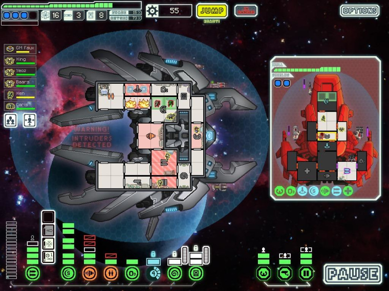 Don't worry, FTL isn't as overwhelming as it looks.