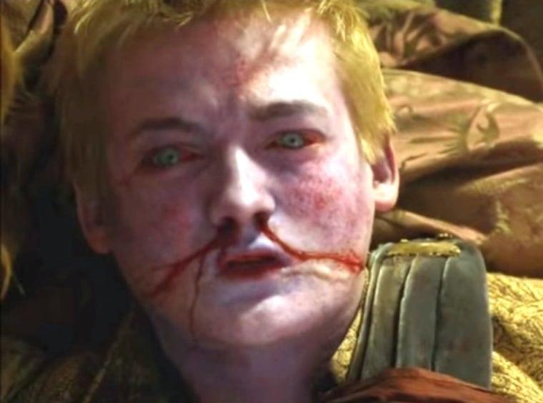 Image: Joffrey's death