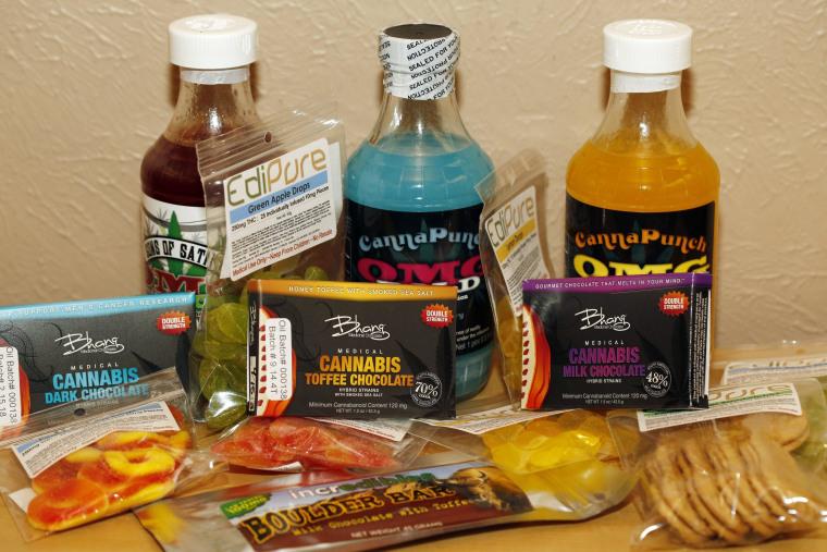 Image: Marijuana Edibles