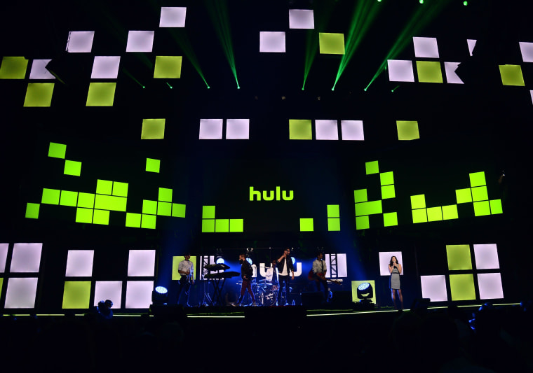 Image: Hulu's Upfront Presentation