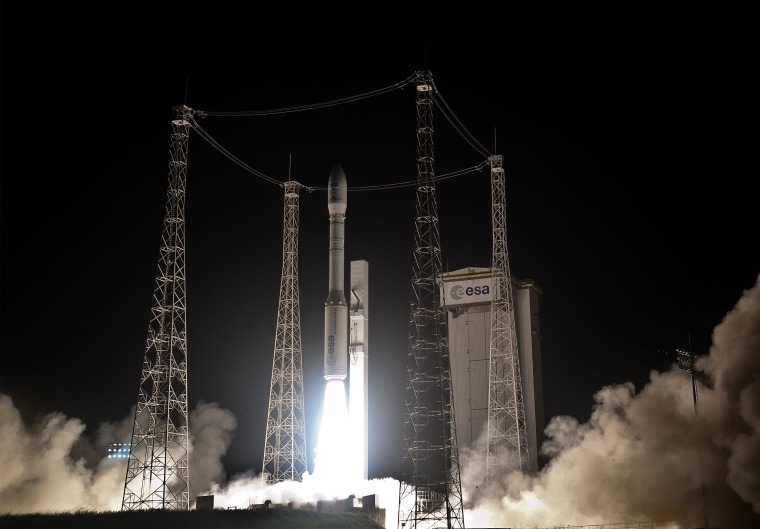Image: Vega launch