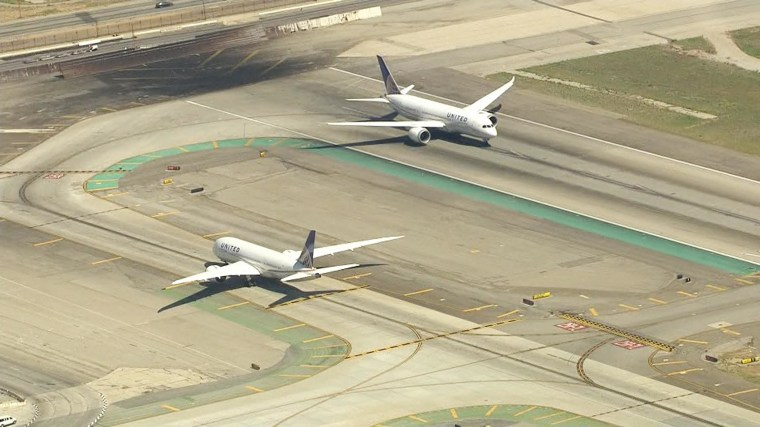 Flights resumed Wednesday after computer problems grounded nationwide flights heading into the Southern California airspace,