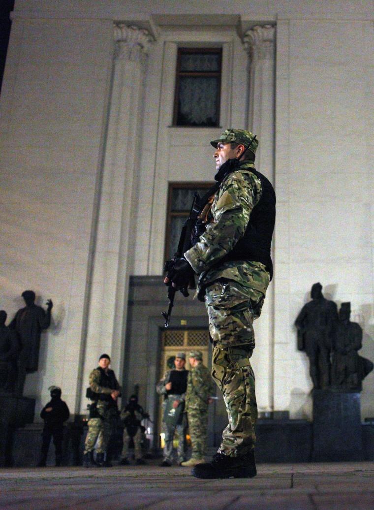 Image: UKRAINE-RUSSIA-CRISIS-POLITICS-MILITARY
