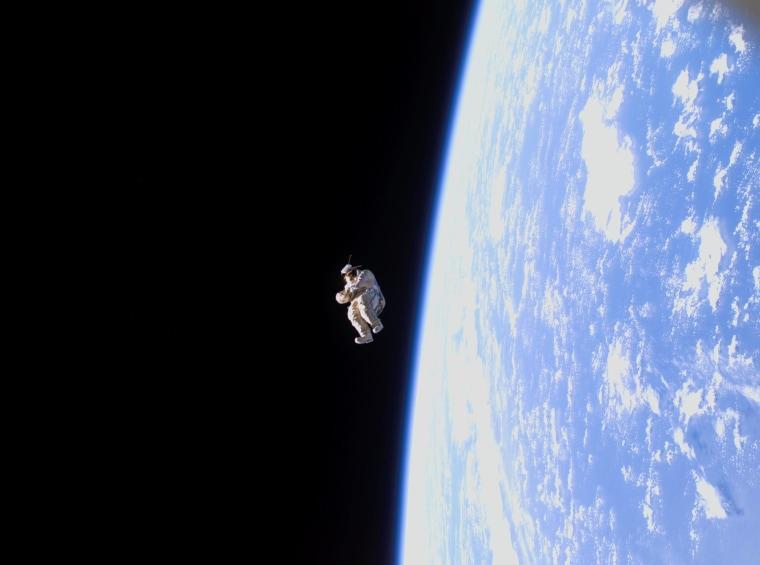Image: SuitSat-1
