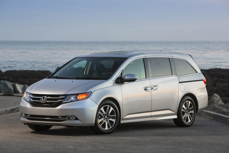 Image: 2014 Honda Odyssey