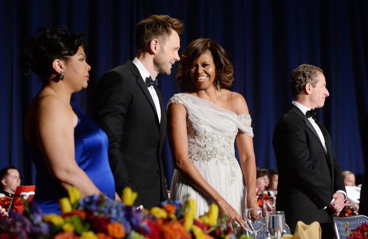 Image: 100th Annual White House Correspondents' Association Dinner