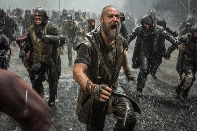 IMAGE: Russell Crowe in Noah