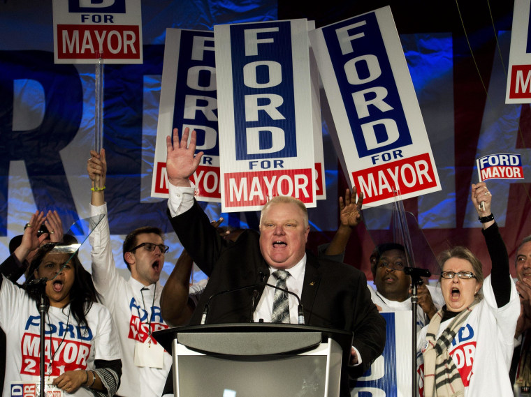 Image: Rob Ford