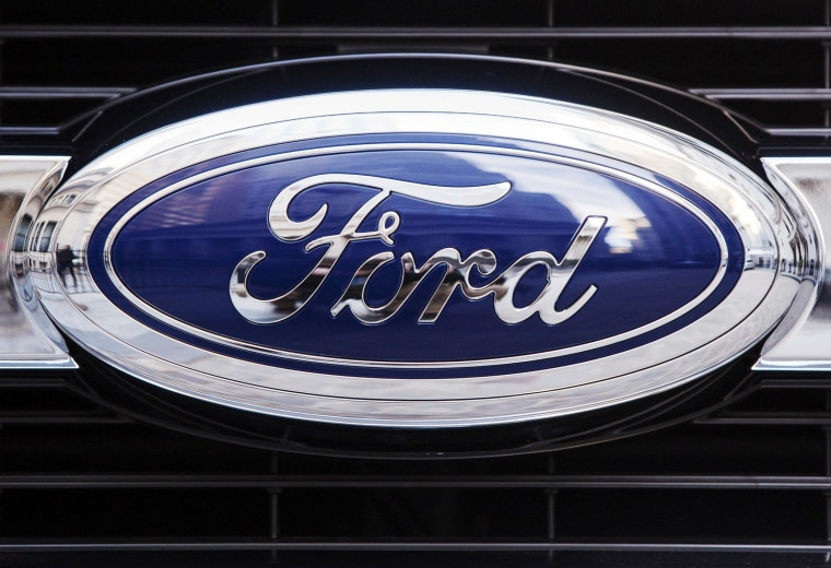 Ford is recalling almost 4,000 commercial versions of its F-Series full-size pickup truck, mostly in the United States.