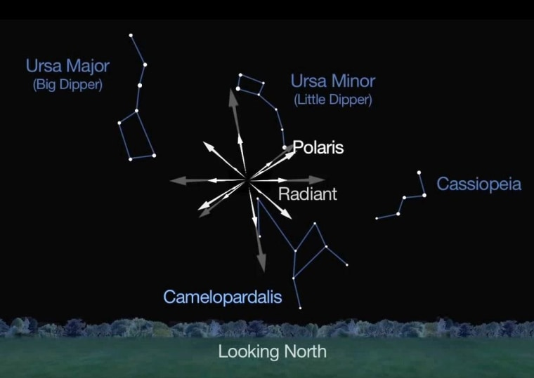 'Meteor Storm' From Comet May Light Up Sky This Month