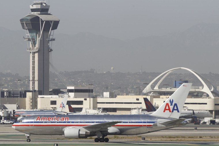 Image: Los Angeles International Airport