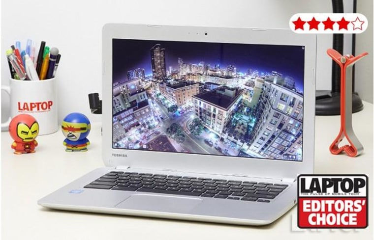 Image: Toshiba Chromebook