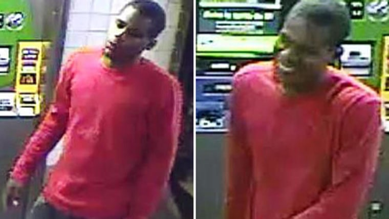 Image: A robber who sneaked up behind a man at a MetroCard machine in a subway station and bashed him on the head with a hammer is now suspected in two other hammer attacks on subway riders