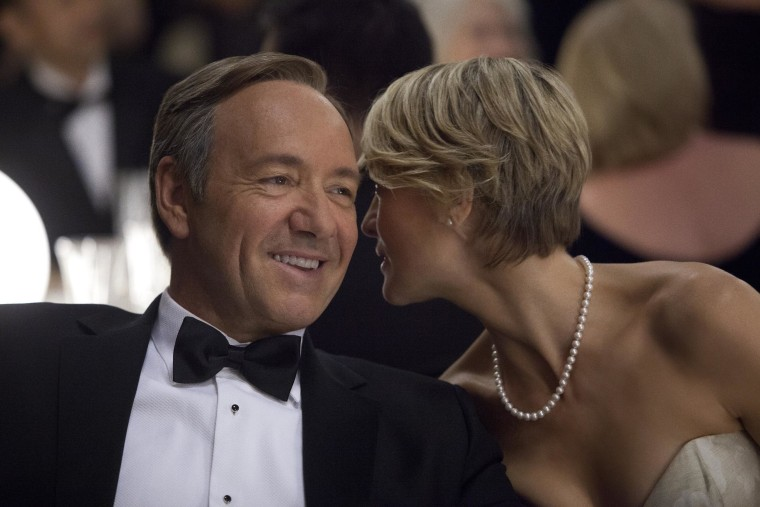 "Did you hear Netflix is raising its subscription rates to help pay for dramas like ""House of Cards""?"