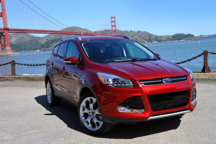 Ford is recalling 2013 and 2014 Escape SUVs for a pair of potential safety problems.
