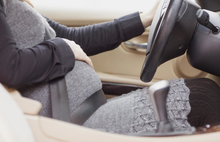 A surprising new study finds that women are at much higher risk of motor vehicle accidents during pregnancy, especially in the second trimester.