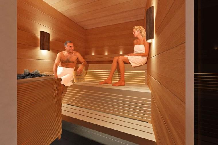 Image: sauna