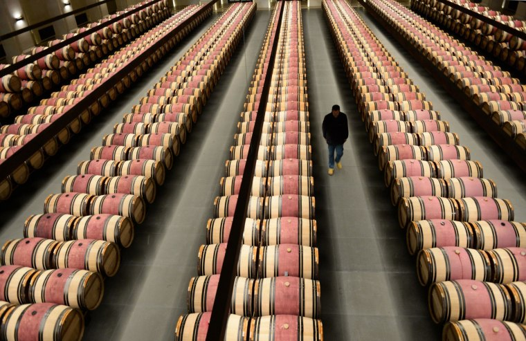 Cheers, America! You're the world's No. 1 wine consumer.