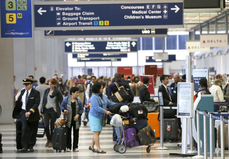 Travelers in the U.S. have never been more satisfied with the airlines they are flying, rising fees aside, a new survey shows.