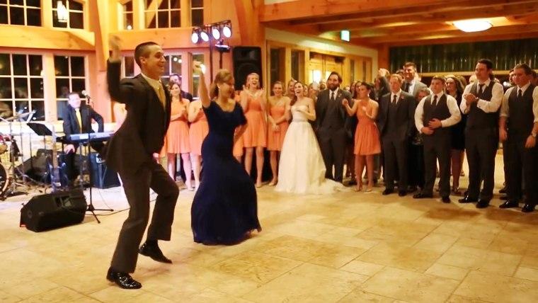 Shake It Mother Son Wedding Dance Goes Viral