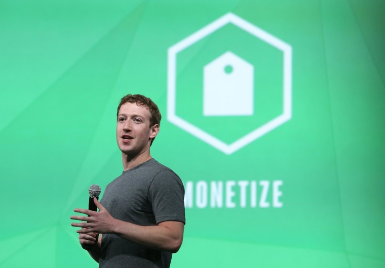 Image: Facebook Holds f8 Developers Conference