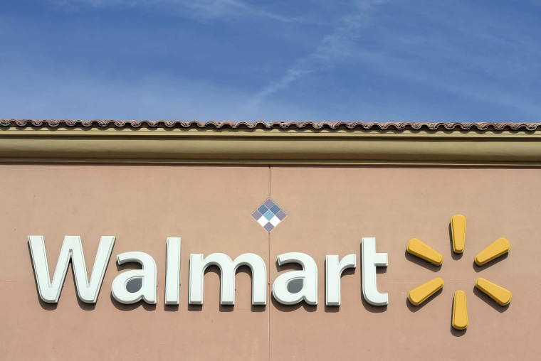 Wal-Mart, blaming the harsh winter, reported quarterly earnings and revenue that missed analysts' expectations.