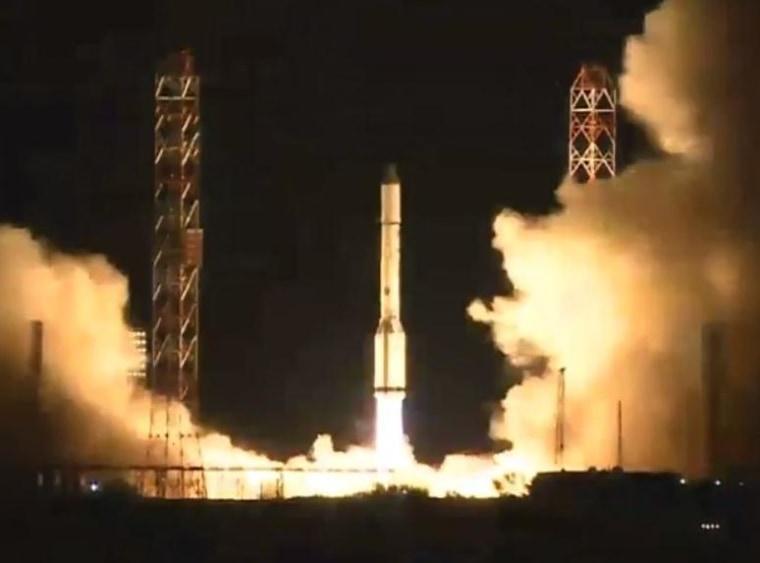 Image: Proton launch