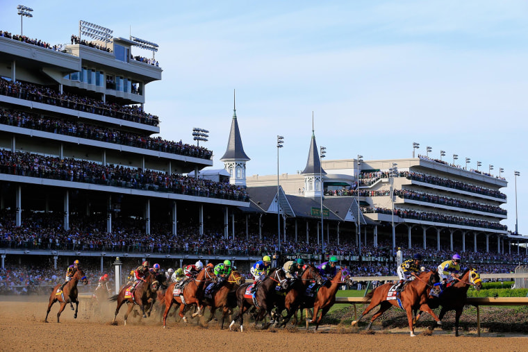 Image: 140th Kentucky Derby