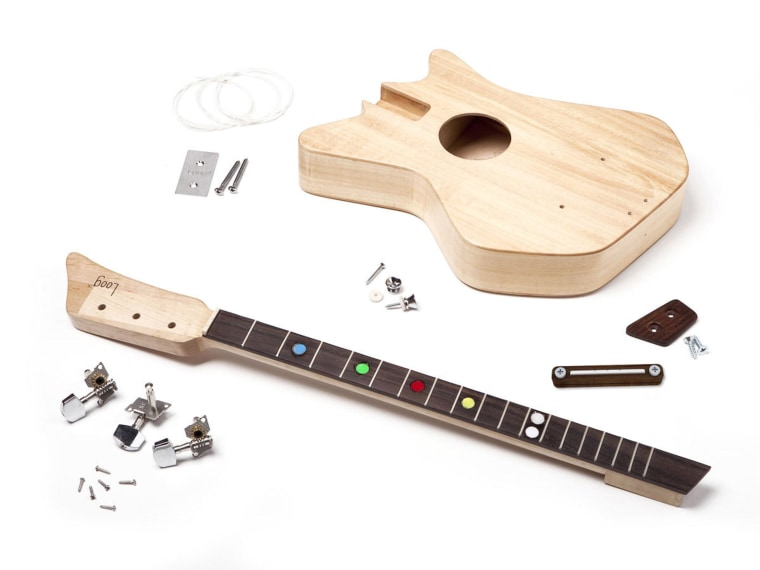 Image: Loog Three-String Guitar